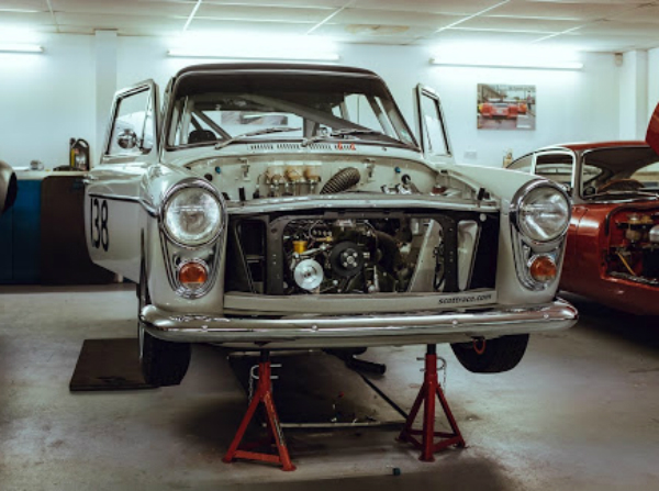 guide to restoring a classic car