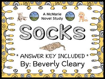 socks beverly cleary study guide