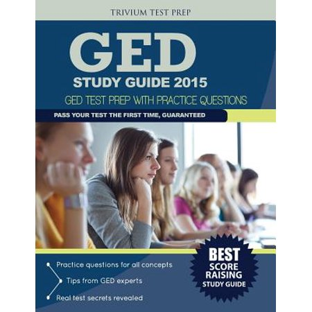 free ged study guide 2017