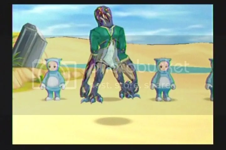 tales of symphonia 2 monster guide