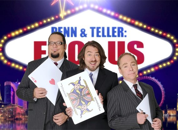penn and teller episode guide