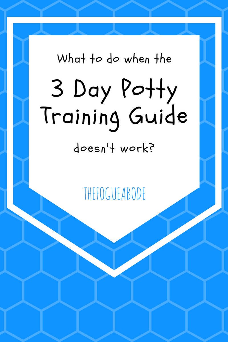 7 day potty training guide