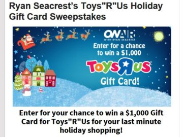 toys r us gift guide 2016