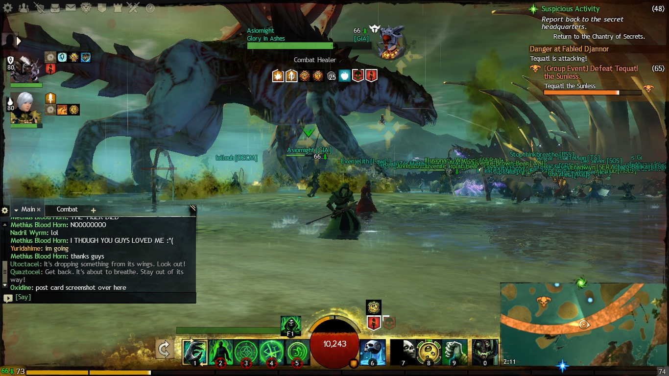 weaponsmith guide guild wars 2