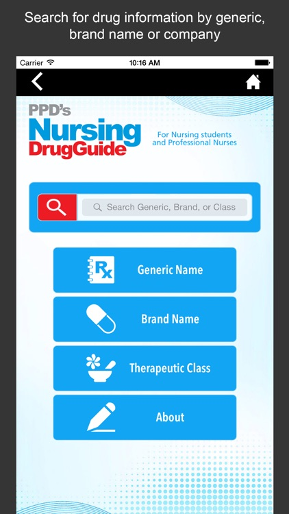 best drug guide app for nurses