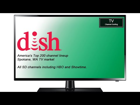 hbo channel guide dish network
