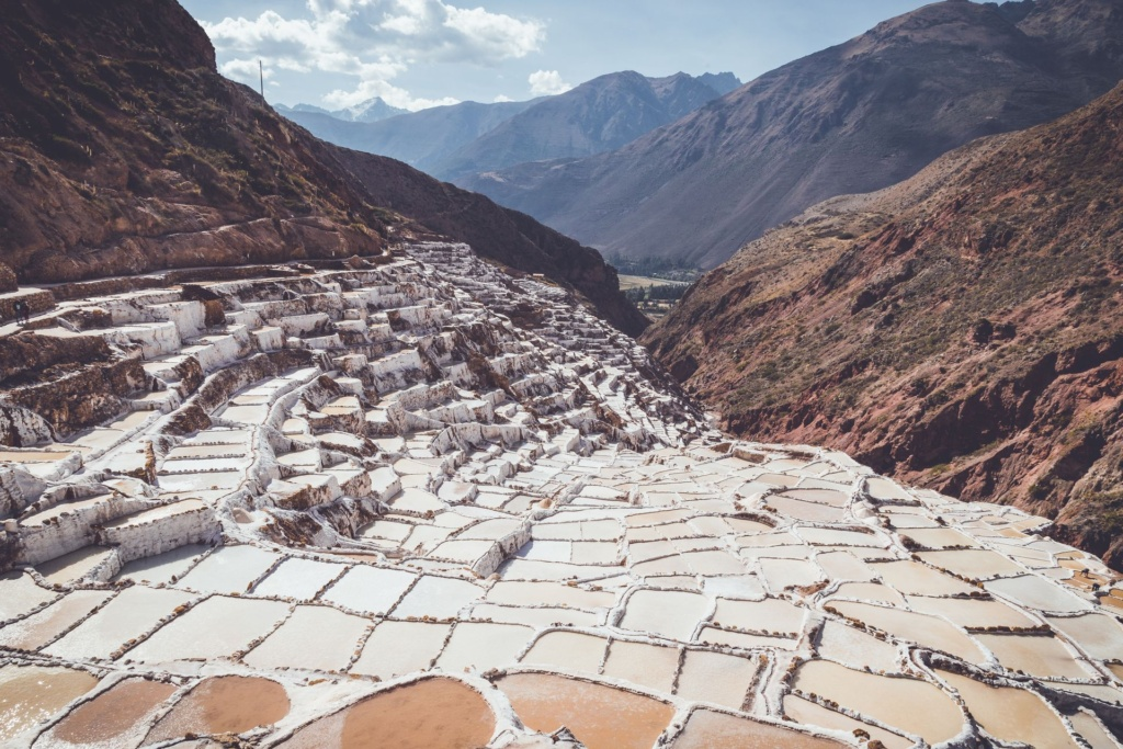 hiking in peru without a guide