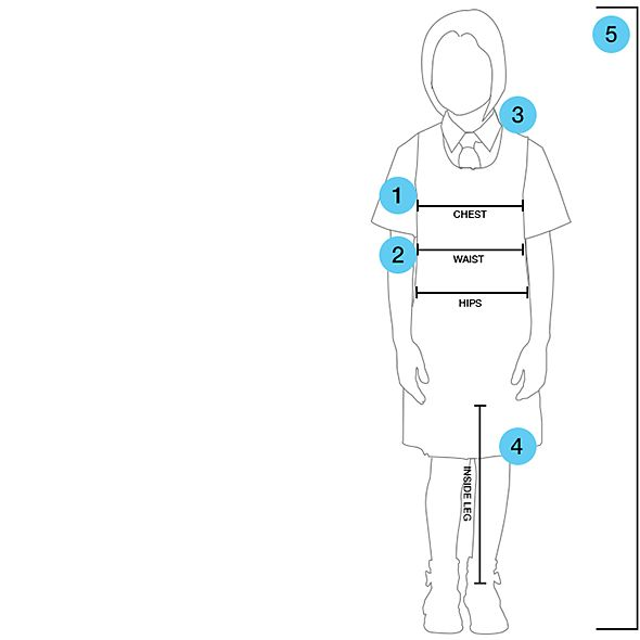 marks and spencer school uniform size guide