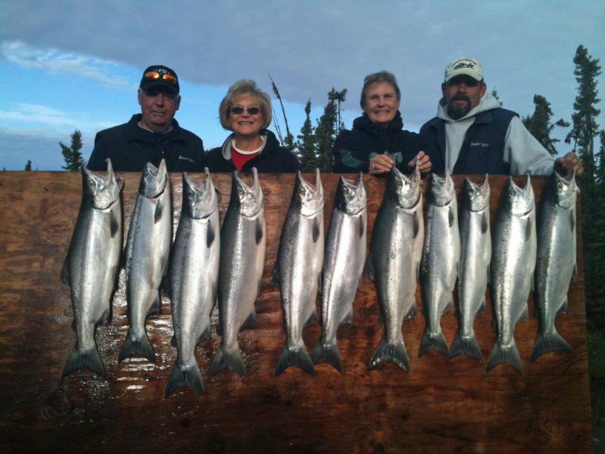 alaska fishing guides kenai river