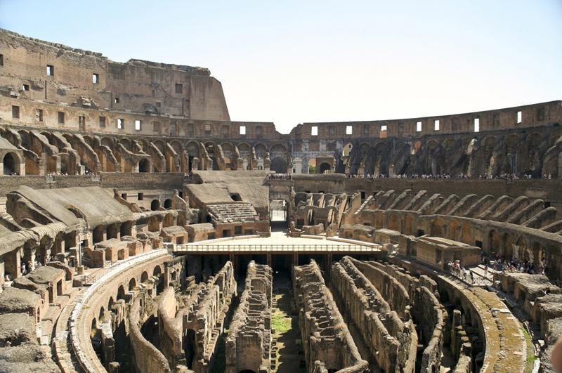 ancient rome walking tour self guided