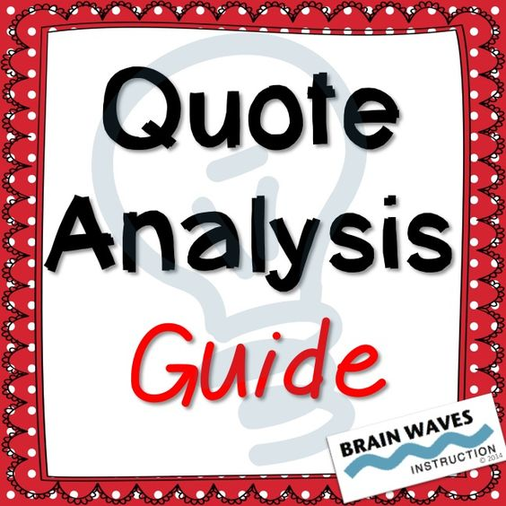 analyzing literature a guide for students