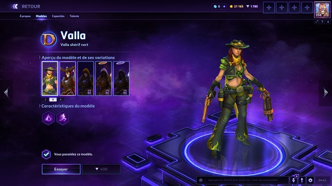 heroes of the storm valla guide