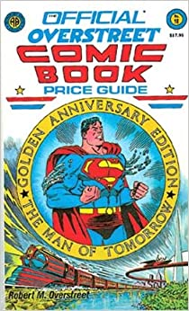 overstreet comic price guide download