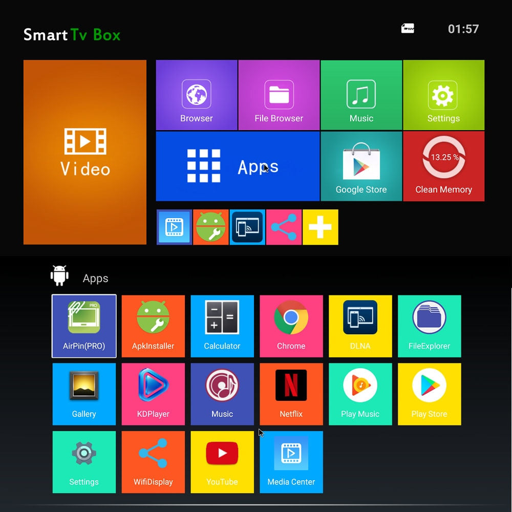 tv guide for android box